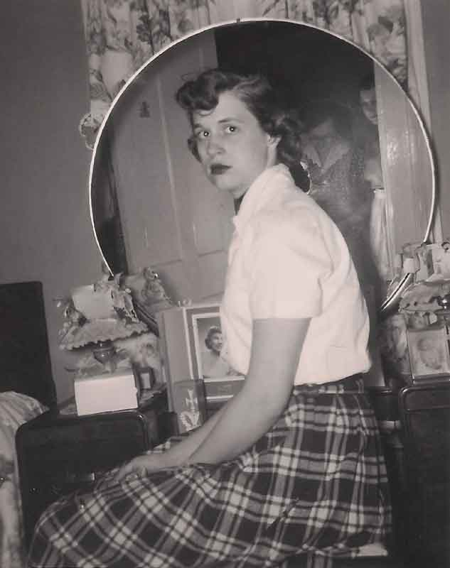 the mirror judith kay The mirror symbolizes the reality what i understand of the poem mirror by sylvia plath is that she is the mirror in the first stanza a mirror is silver and exact it doesn't lie or hide the.